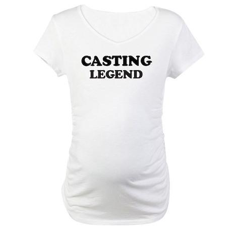 CASTING Legend Maternity T-Shirt