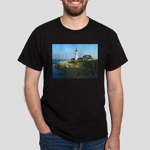 Portland Head Light Dark T-Shirt