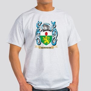Guinness Coat of Arms - Family Crest T-Shirt