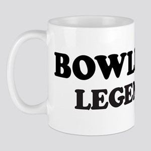 BOWLING Legend Mug