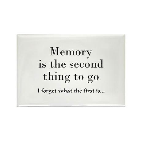 Memory Rectangle Magnet