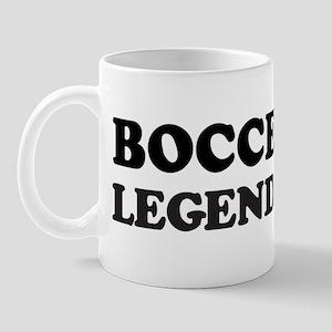 BOCCE Legend Mug