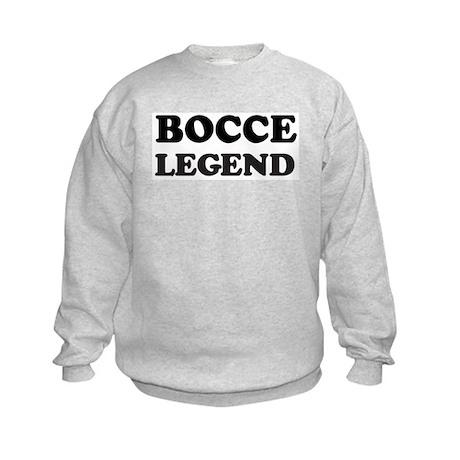 BOCCE Legend Kids Sweatshirt