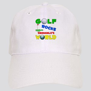 Golf Rocks Deangelo's World - Cap