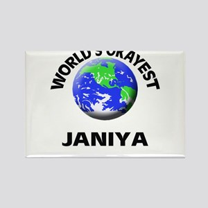 World's Okayest Janiya Magnets