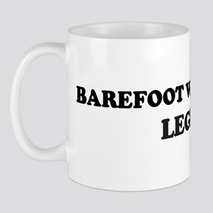 BAREFOOT WATER SKIING Legend Mug