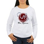 Duct Tapeworm Women's Long Sleeve T-Shirt