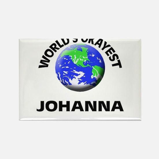 World's Okayest Johanna Magnets