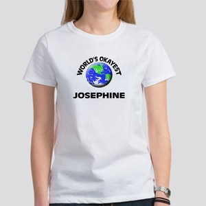 World's Okayest Josephine T-Shirt
