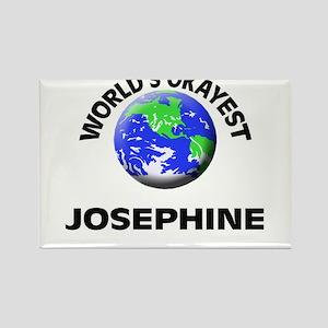 World's Okayest Josephine Magnets
