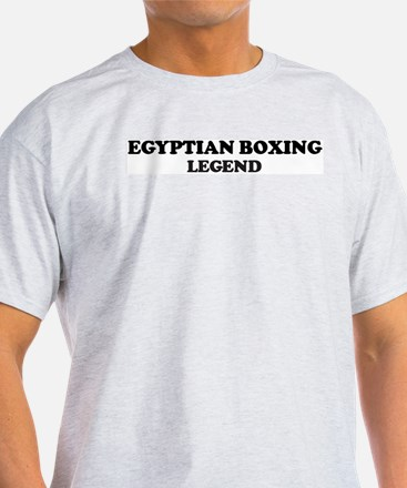EGYPTIAN BOXING Legend T-Shirt