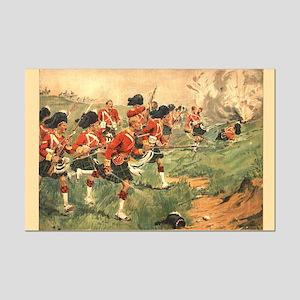 Gordon Highlanders Print
