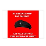 Stupid Che Shirt Postcards (Package of 8)