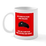 Stupid Che Shirt Mug