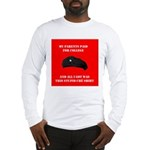 Stupid Che Shirt Long Sleeve T-Shirt