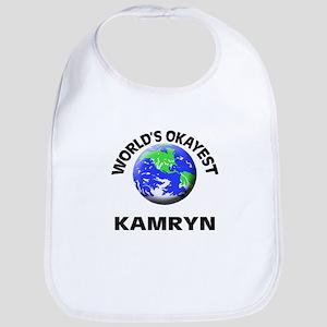 World's Okayest Kamryn Bib