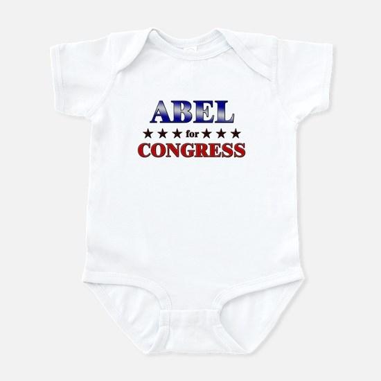 ABEL for congress Infant Bodysuit