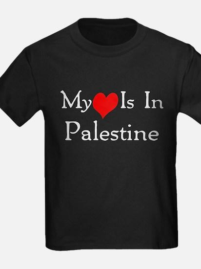 My Heart Is In Palestine T