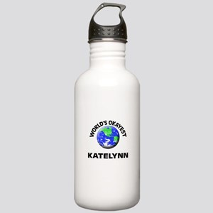 World's Okayest Kately Stainless Water Bottle 1.0L