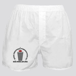Steel Erection Construction C Boxer Shorts