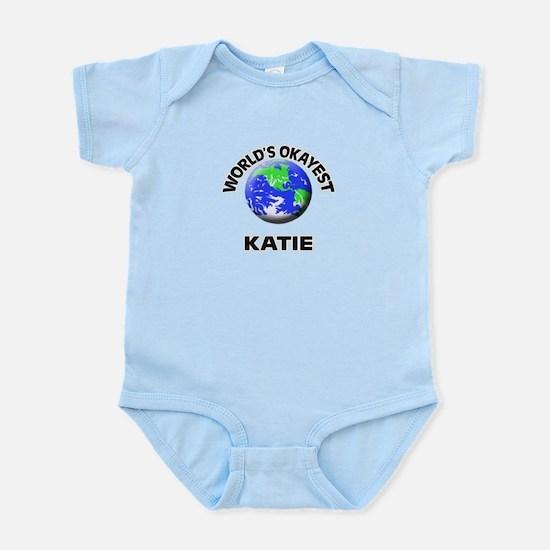 World's Okayest Katie Body Suit