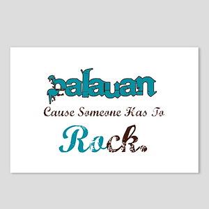 Palauan Rocks Postcards (Package of 8)