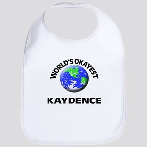 World's Okayest Kaydence Bib