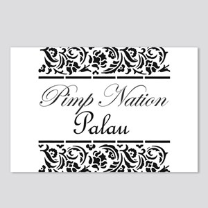 Pimp nation Palau Postcards (Package of 8)
