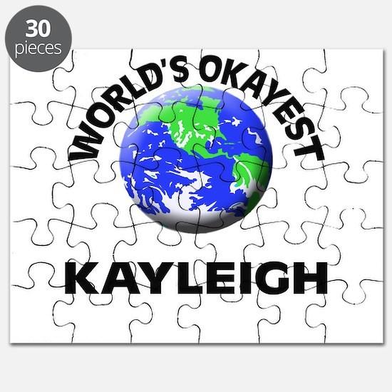 World's Okayest Kayleigh Puzzle
