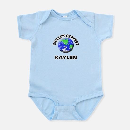 World's Okayest Kaylen Body Suit