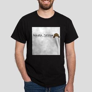 Herp Thing Sulcata Tortoise T-Shirt