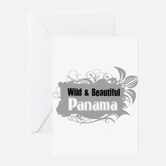 Wild Panama Greeting Card