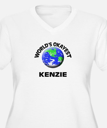 World's Okayest Kenzie Plus Size T-Shirt