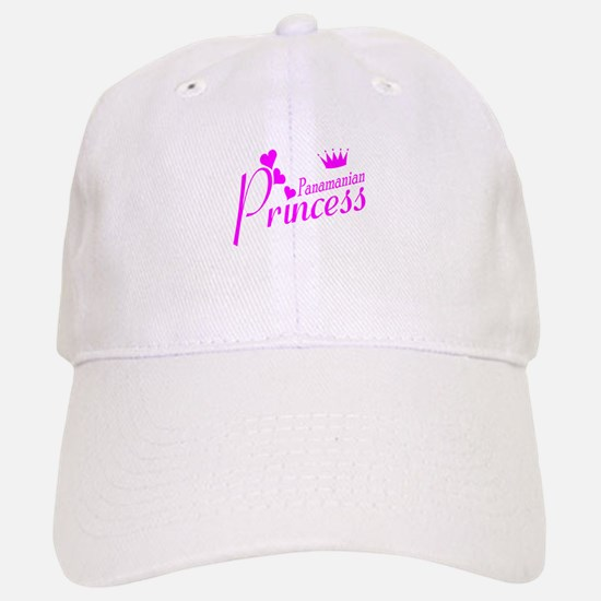 Panamian Princess Baseball Baseball Cap