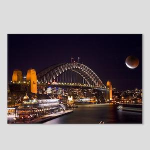 Bridge Eclipsed Postcards (Package of 8)