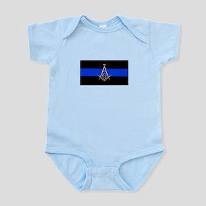Masons Thin Blue Line Body Suit