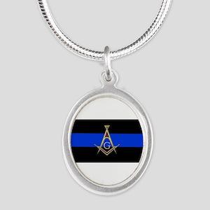 Masons Thin Blue Line Necklaces
