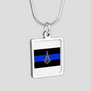 Masons Thin Blue Line Necklaces