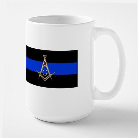 Masons Thin Blue Line Mugs