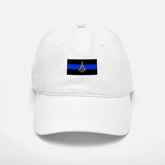 Masons Thin Blue Line Baseball Baseball Baseball Cap