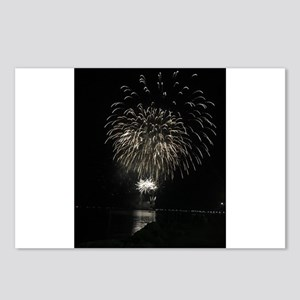 Celina Fireworks 2016 Postcards (Package of 8)