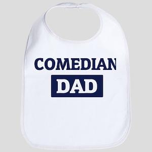 COMEDIAN Dad Bib