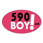 590 Boy Sticker