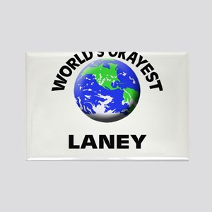 World's Okayest Laney Magnets