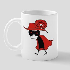 Red Death Mug