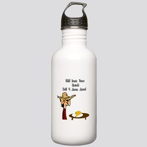 Taco Humor Stainless Water Bottle 1.0L