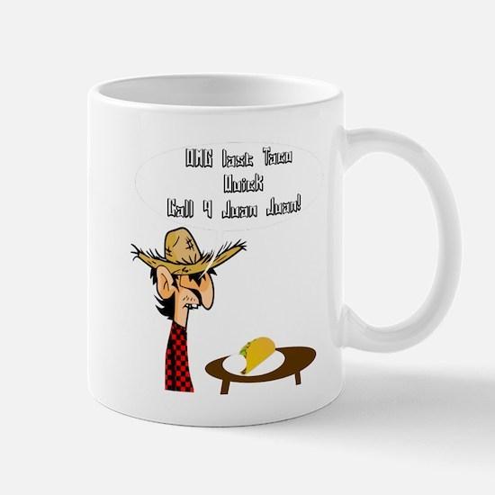 Taco Humor Mugs
