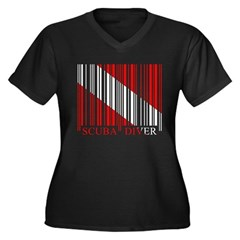 https://i3.cpcache.com/product/189647112/barcode_dive_flag_womens_plus_size_vneck_dark_t.jpg?side=Front&color=Black&height=240&width=240