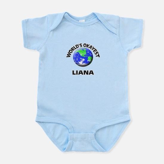 World's Okayest Liana Body Suit