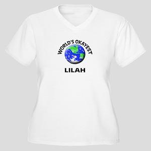 World's Okayest Lilah Plus Size T-Shirt